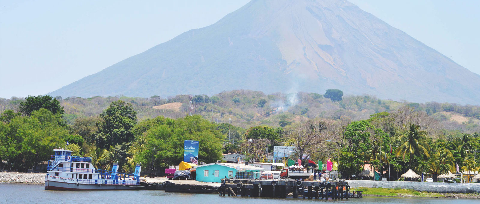Ometepe: A Volcano Paradise on the Lake