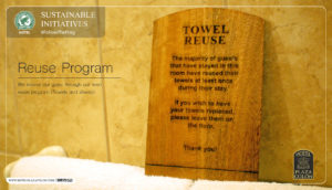 Sustainable hotel reuse