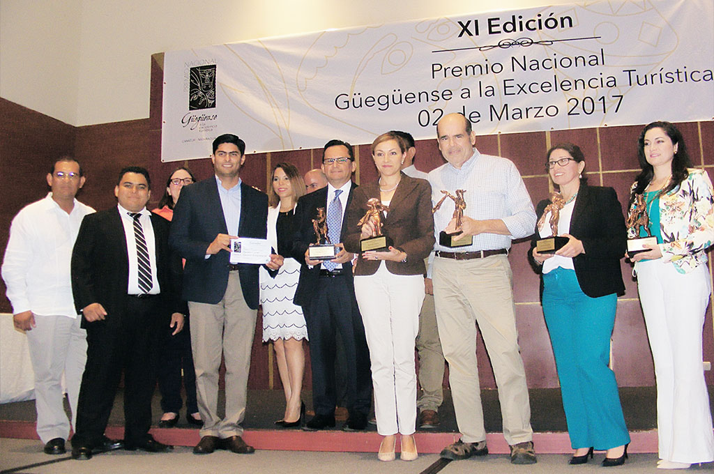 Gueguense Sustainability Award
