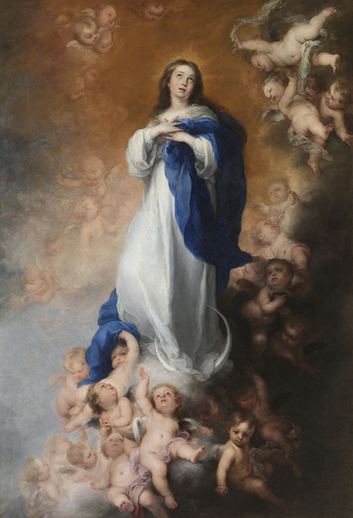 Immaculate conception tradition Nicaragua
